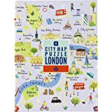 Talking Tables Map Jigsaw Puzzle London Travel | 250Piece