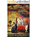 The Squeaky Clean Skeleton (Haunted Housekeeping Book 1)