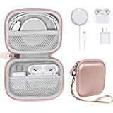 Travel Protection and Storage Case for Airpods Case, Featured Design, mesh Pouches for airpods case, Wall Charger and Cable,