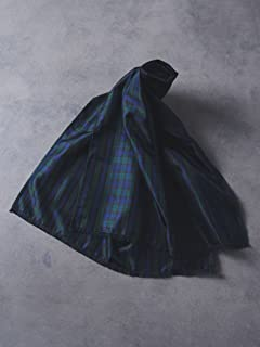 Tartan Silk Scarf 1336-343-3488: Black Watch