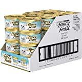 Fancy Feast Grilled Tuna in Gravy Wet Cat Food, Adult, 24x85g