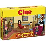 Clue Bobs Burgers Board Game | Themed Bob Burgers TV Show Clue Game | Officially Licensed Bob's Burgers Game | Solve The Myst