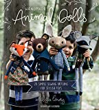 Handmade Animal Dolls: 20 Simple Sewing Patterns for Stylish…