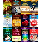 12 books in 1 - Happiness, Self-Esteem, Personal Growth, Stress Management, Self-Help, Mindfulness & Meditation, Body-Mind-Sp