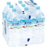 [Amazon限定ブランド] Restock サントリー天然水 シュリンクパック(エコクリア包装) 2L ×9本