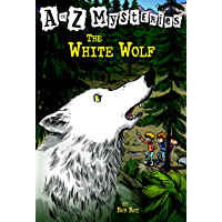 A to Z Mysteries: The White Wolf (English Edition)
