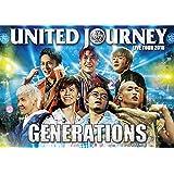 GENERATIONS LIVE TOUR 2018 UNITED JOURNEY(DVD2枚組)(初回生産限定盤)