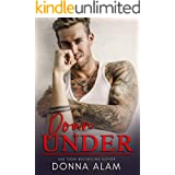 Down Under (Phillips Brothers Book 2)