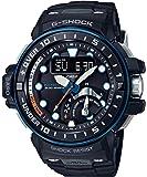 [カシオ] 腕時計 ジーショック GULFMASTER 電波ソーラー GWN-Q1000A-1AJF メンズ ブラック