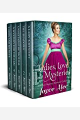 Ladies, Love, and Mysteries: Historical Regency Romance Collection Kindle Edition