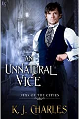 An Unnatural Vice (Sins of the Cities Book 2) Kindle Edition