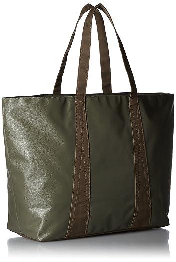 Khaki Tote L 1432-599-4344: Olive