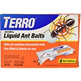 Terro Liquid Ant Killer Baits(6 Bait Stations Net Contents 2.2fl.oz/0.36fl.oz)