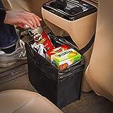 KMMOTORS Premium Jopps Car Garbage Can 30% Lager Than Jopps. Patented Car Wastebasket Comfortable Car Organizer (Premium Jopp