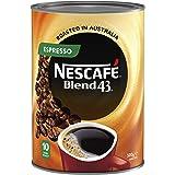 NESCAFÉ Blend 43 Espresso Instant Coffee 500g Tin