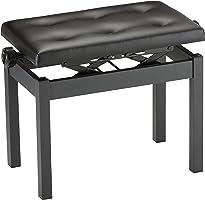 KORG ピアノ椅子 PC-770-BK ブラック