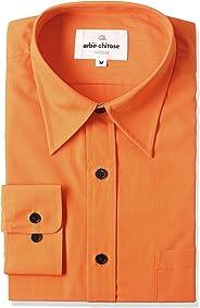 [アルベ] シャツ 長袖 兼用 ベーシックシャツ メンズ レディース [ブロード]左胸ポケット 飲食店 レストラン カフェ 厨房 内装や業態に合せて 全7サイズSS~4L 選べる12色 EP5962