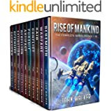 Rise Of Mankind: The Complete Series Books 1-10