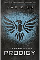 Prodigy (LEGEND Trilogy Book 2) Kindle Edition
