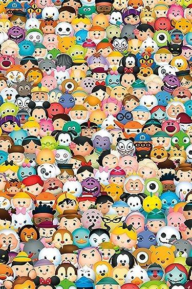 ディズニー  iPhone/Androidスマホ壁紙(640×960)-7 - TSUM TSUM Disney