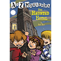 A to Z Mysteries: The Haunted Hotel (English Edition)