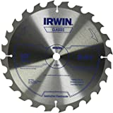 IRWIN Tools Classic Series Carbide Table/Miter Circular Saw Blades, 10-Inch, 24T (15070)