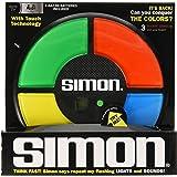 SIMON 電子メモリゲーム 光と音を記録するゲーム
