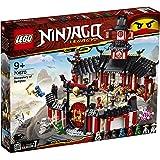 LEGO Ninjago Monastery of Spinjitzu 70670 Building Toy