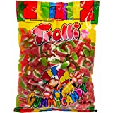 Trolli A Watermelon Slices Bag, 2 kg, No Flavour Available