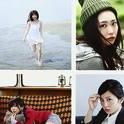 志田未来の人気壁紙画像 2014年 カレンダー 裏
