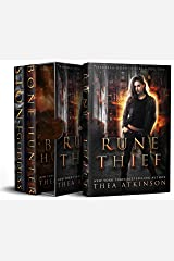 Isabella Hush Series Box Set Collection: books 1-3 Kindle Edition
