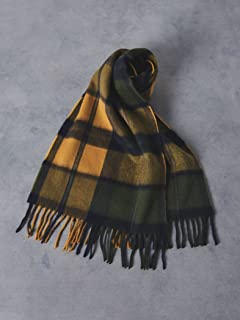 Wool Angora Scarf Camden 1336-499-3406: Yellow