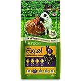 (1.5/2kg) Burgess Excel Tasty Nuggets for Rabbit (Adult Rabbit Oregano)
