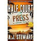Half Court Press (Miami Jones Florida Mystery Book 11)