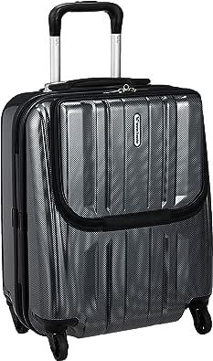 [ワールドトラベラー] スーツケース キャスターストッパー付 ACE製 32L 機内持ち込み可 46 cm 2.9kg