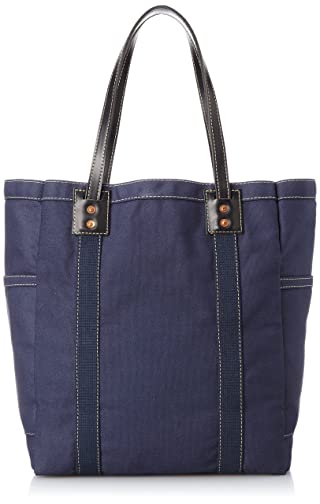Artifact Bag Utility Tote Duck Cotton Canvas 105-DC: Midnight Blue
