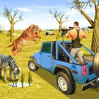動物狩りサファリスナイパージャングル撮影