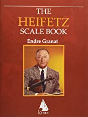The Heifetz Scale Book