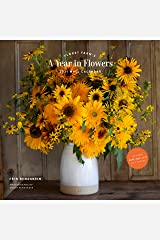 Floret Farm's A Year in Flowers 2021 Wall Calendar: (Gardening for Beginners Photographic Monthly Calendar, 12-Month Calendar of Floral Design and Flower Arranging) Calendar