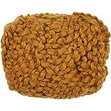 ハマナカ リアル羊毛フェルト 植毛カール 30g ダークレッド H440-005-524