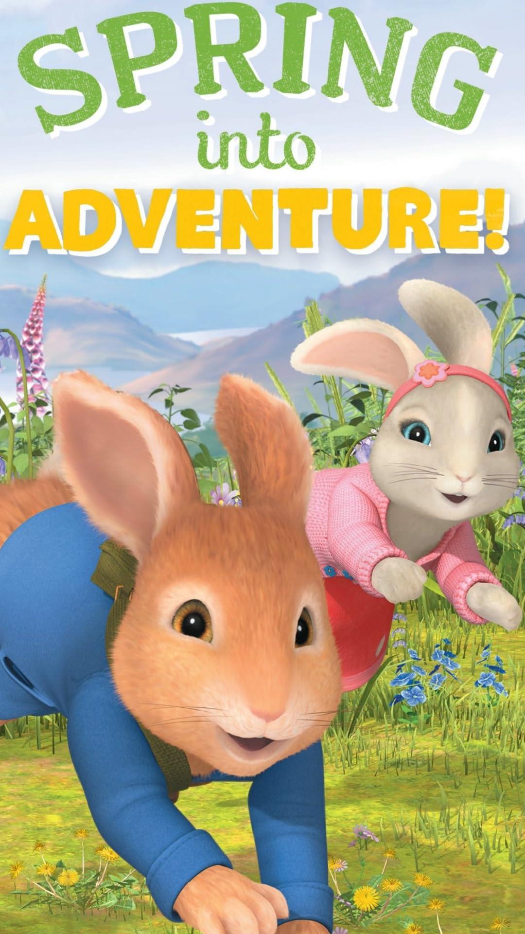 ピーターラビット Peter Rabbit Spring Into Adventure ピーター