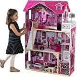 KidKraft Amelia Dollhouse with 13 Accessories Included, Multi