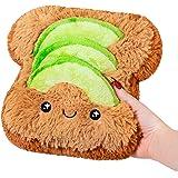 "Squishable / Mini Comfort Food Avocado Toast - 7"""