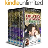 Country Christmas Romance Complete Series (Sweet Clean Contemporary Romance Series Book 3)