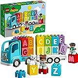 LEGO DUPLO My First 10915 Alphabet Truck Building Kit (36 Pieces)