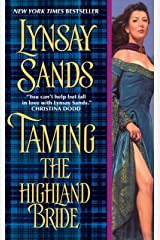Taming the Highland Bride (Historical Highlands Book 2) Kindle Edition