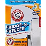 Arm and Hammer Fridge-N-Freezer Baking Soda, 396g (396g)