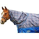 (ウェザビータ) Weatherbeeta 馬用 Comfitec プレミアフリー Lite ネックラグ 馬着 乗馬 ホースライディング