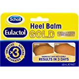Scholl Eulactol Cracked Heel Balm Gold, 60 Millilitres