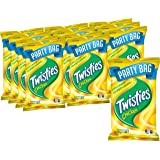 Twisties Chicken Flavour Chips Party Bag 12 X 270 Grams